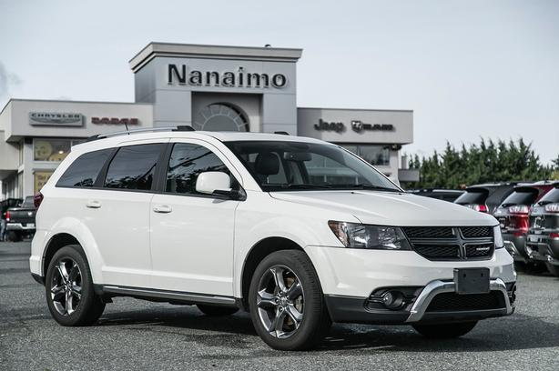 Used 2017 Dodge Journey Crossroad One Owner Low Kilometers SUV