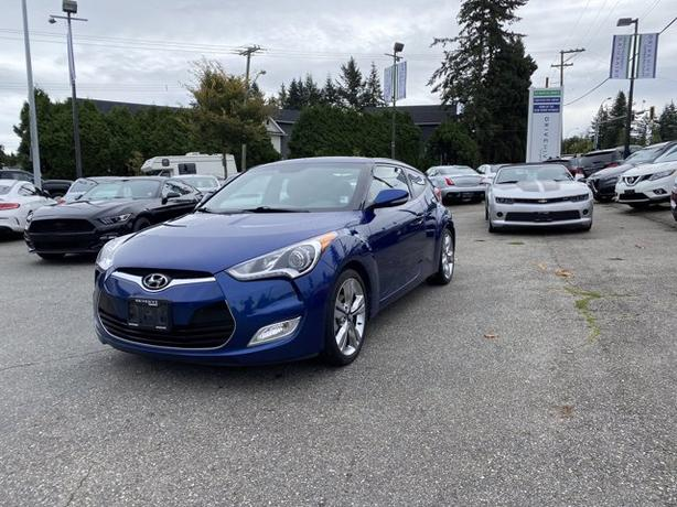 Pre-Owned 2016 Hyundai Veloster Tech FWD 3D Hatchback