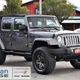 Used 2018 Jeep Wrangler JK Unlimited Sahara *SUPER CHARGED* SUV