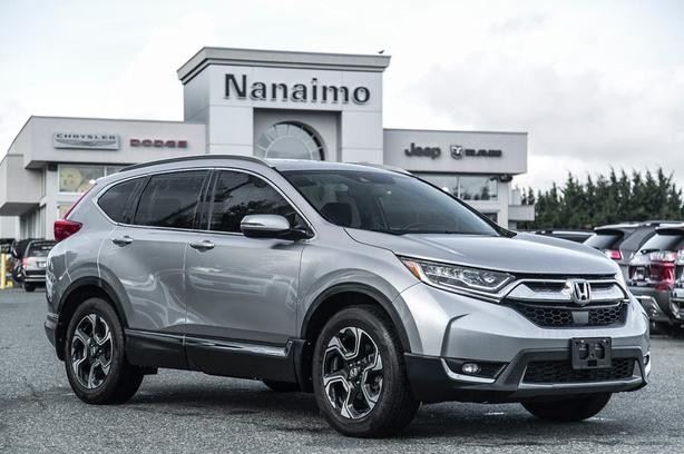 Used 2017 Honda CR-V Touring Turbo One Owner No Accidents SUV