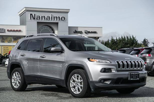 Used 2017 Jeep Cherokee North No Accidents SUV