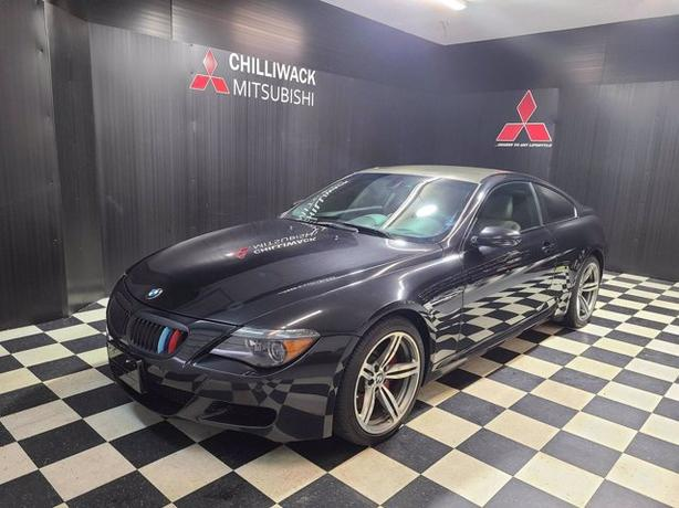 Pre-Owned 2007 BMW 6 Series M6 RWD 2dr Car