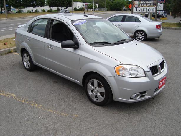 2010 Pontiac G3 with Only 113000 KM !!!