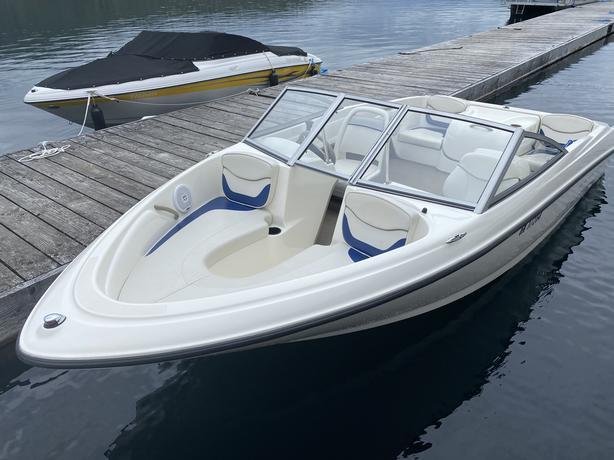 2004 Bayliner 175