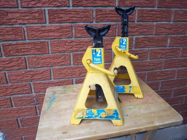 2-ton Jack Stand