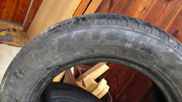 Hercules Raptis VR 1  tires