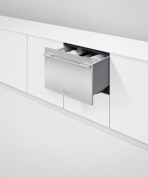 New Fisher & Paykel dishwasher drawer