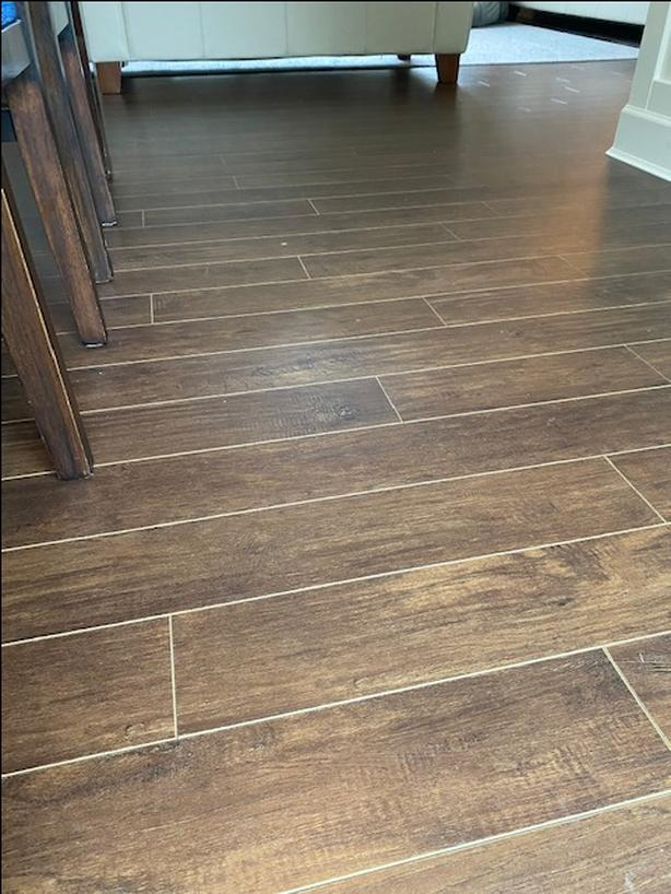 Laminate Flooring with Underlay Included