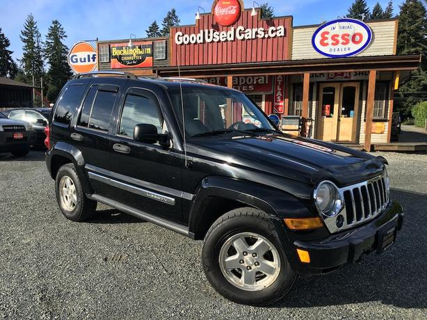 2006 Jeep Liberty - Diesel 4X4 with only 183,000 KM