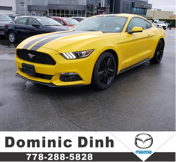 2016 Ford Mustang Coupe Ecoboost ***45,000KM***
