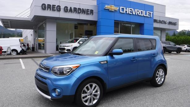 Used 2018 Kia Soul OTHER