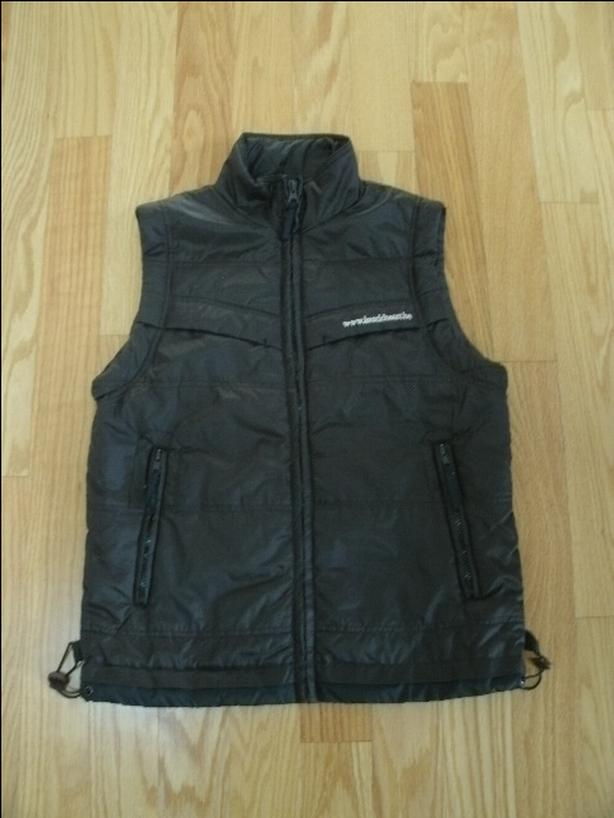 NEW Kerckhaert Brown/Black Vest Size Medium