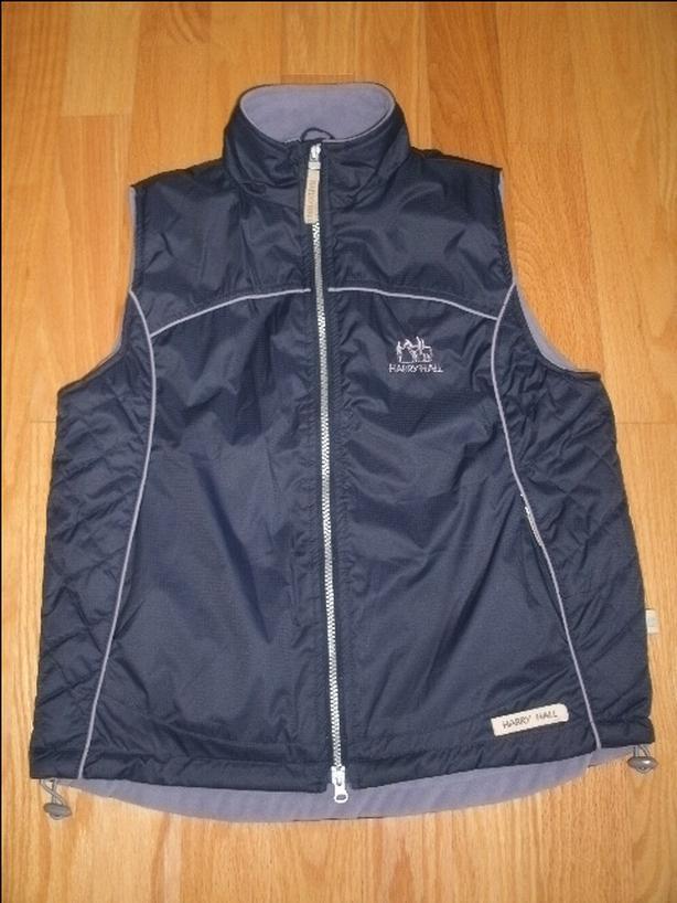 NEW Harry Hall Vest Adult Size Medium