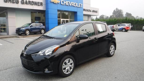Used 2018 Toyota Yaris Hatchback OTHER
