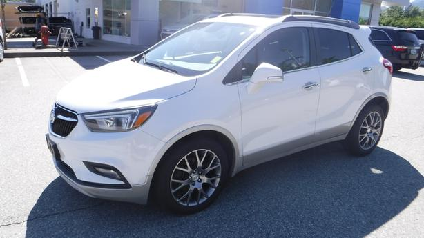 Used 2017 Buick Encore Sport Touring