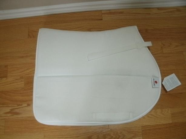NEW Bay Jacobsen Viscro Underlay Therapeutic - Made in Denmark - Saddle Pad