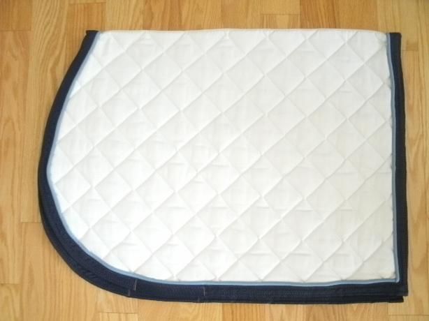 NEW Saddle Pad Quality made by the Whole Bit