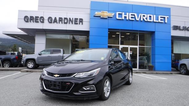 Used 2017 Chevrolet Cruze LT