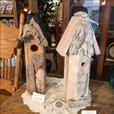 Custom Bird Houses at The Old Attic