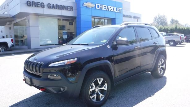 Used 2017 Jeep Cherokee OTHER