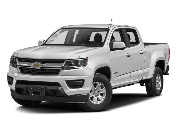 Used 2016 Chevrolet Colorado 4WD WT