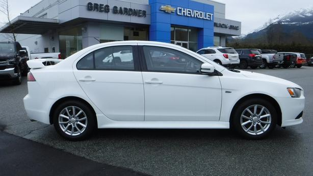 Used 2015 Mitsubishi Lancer OTHER
