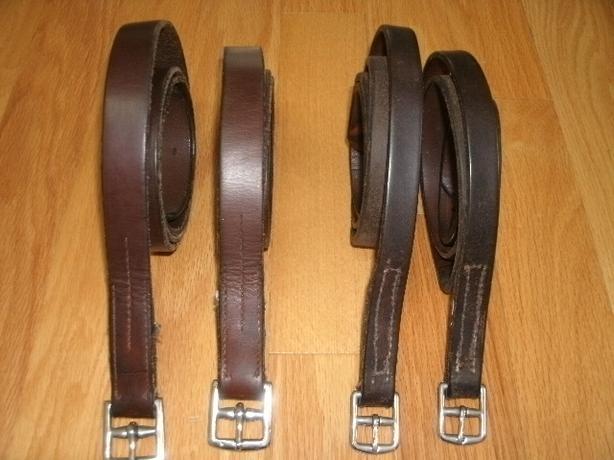 Stubben Stirrup Leathers $50 & Used Stirrup Leathers $25
