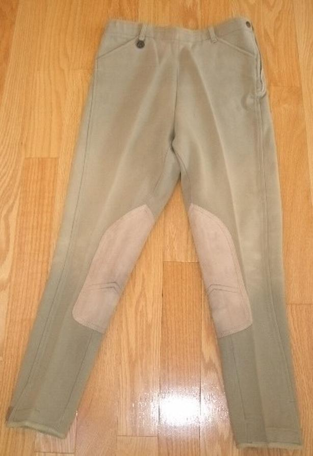 Tan Breeches Size 28 & 30 Long $20 Each