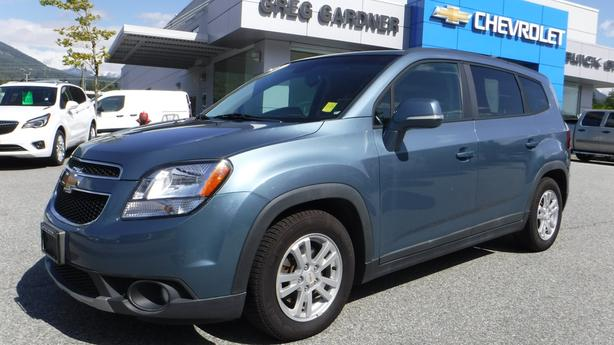 Used 2014 Chevrolet Orlando LT