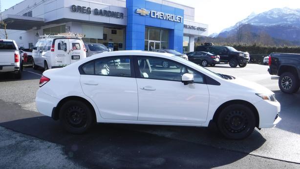 Used 2014 Honda Civic Sedan Touring
