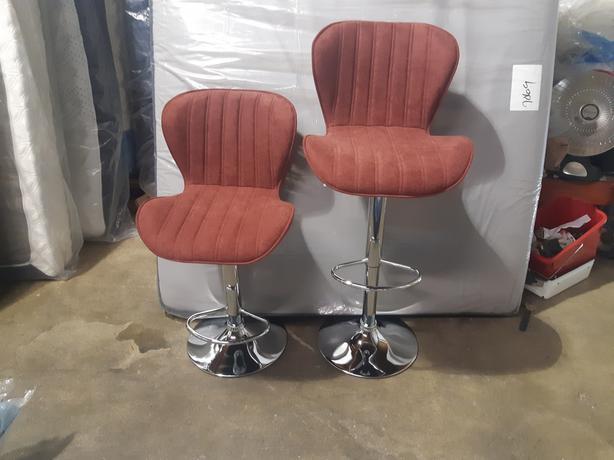 New Barstools, Adjustable Height