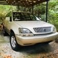Immaculate Lexus RX300