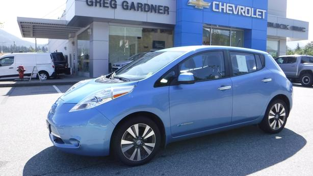 Used 2014 Nissan LEAF OTHER