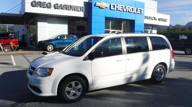 Used 2012 Dodge Grand Caravan OTHER