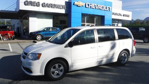 Used 2012 Dodge Grand Caravan OTHER