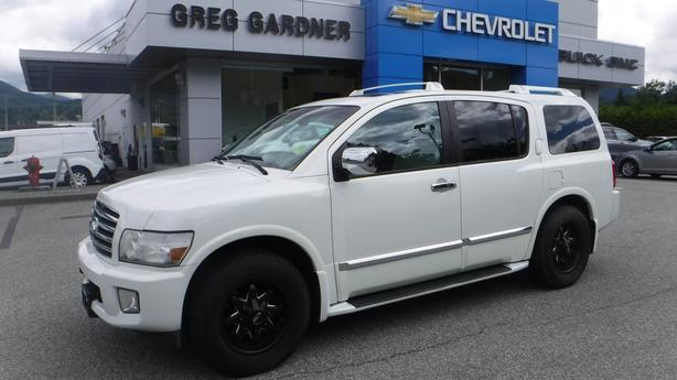 Used 2006 INFINITI QX56 OTHER