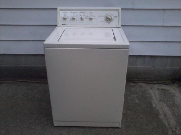 Kenmore Washer : free drop-off