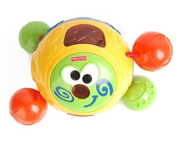 Fisher Price touch & crawl baby learning toy
