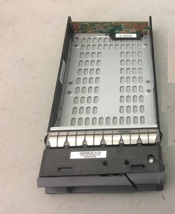 NetApp SATA to SAS HD Tray adapter