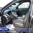2014 Black Ford Explorer 4WD 0Y024B