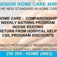 Senior Home Care 4HIRE
