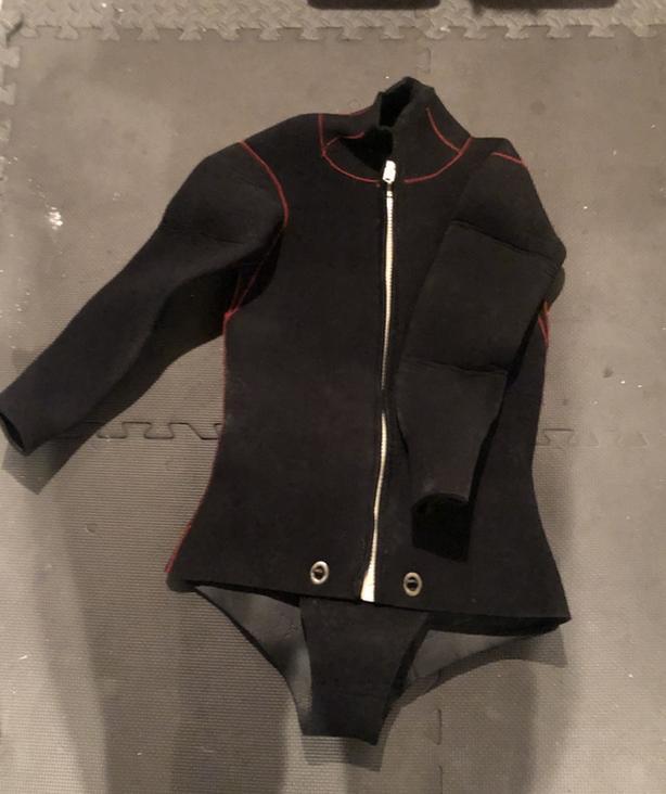 Mens Cold Water Wet Suit