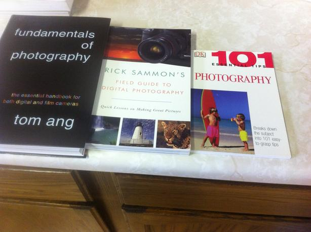 Photography Books - Tips/How to's