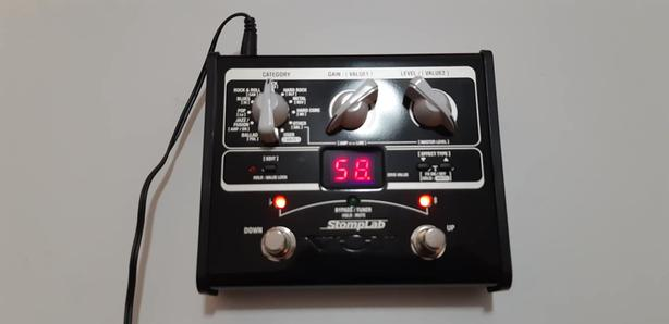 VOX StompLab Guitar Effects Pedal