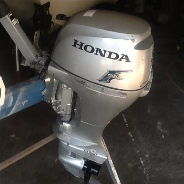 8 hp Hondas.s.