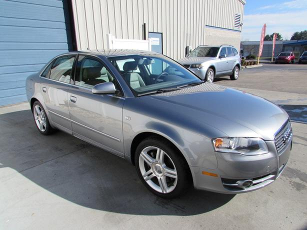 2007 Audi A4 2.0T Quattro AWD 6 Speed Automatic