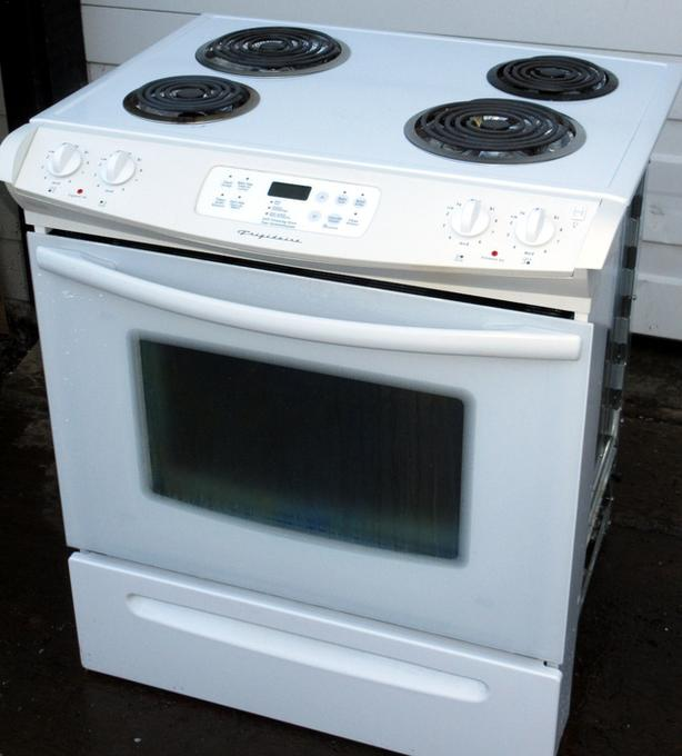 Frigidaire coil burner Stove - Insert - Very Good Condition