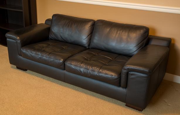 Schillig Couch - Scan Design