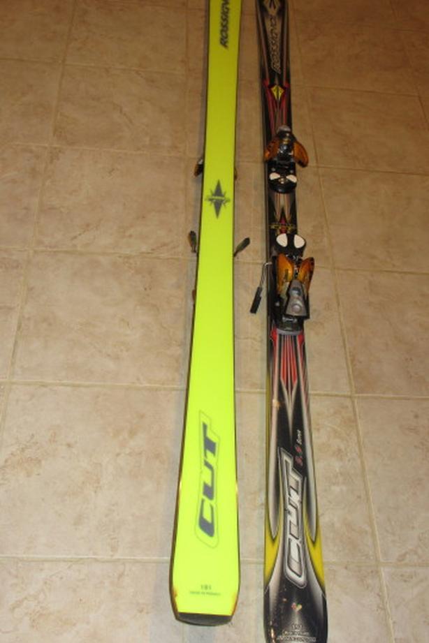 Rossignol Parabolic Skis 191cm