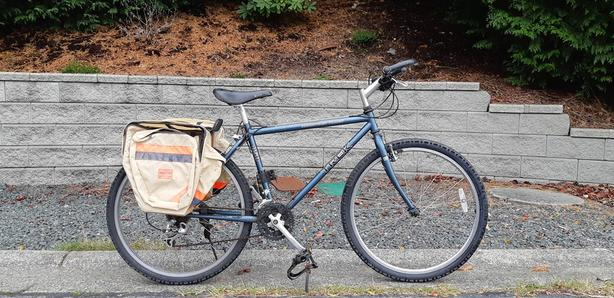 Trek Mountain Track medium adult bicycle